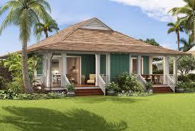 kukuiula club bungalows condo style homes kauai mission arts