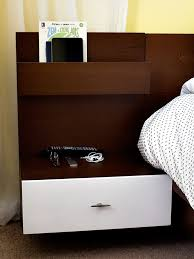 Malm Ikea Nightstand Nightstands Astounding Ikea Malm Bed Table High Definition