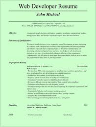 programmer resume example developers resumes software developer resume sample template previousnext