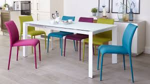 Frosted Glass Dining Room Table Glass Or Gloss Which Dining Table Finish Is Right For Your Home