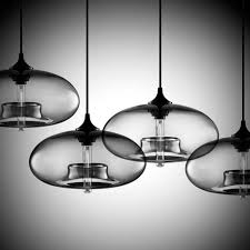 Diy Glass Chandelier Creative Diy Glass Chandeliers Antique Ceiling Lamp Crystal Clear