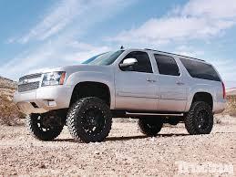 chevrolet suburban lifted readers u0027 rides number 9 custom trucks truckin magazine