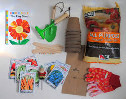 gifting a diy gardening kit for kids