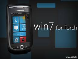themes mobile black berry win7 theme for torch 9800 by bbin bbin