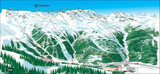 Breckenridge Ski Map Resorts Colorado Ski Country Usa Beaver Creek Ski Holidays Usa In