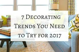 decor trends 2017 living room decor trends 2017 meliving 4b049fcd30d3
