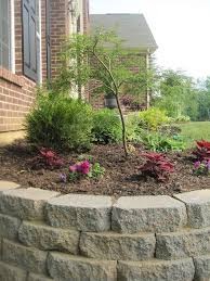diy landscaping retaining wall hometalk