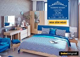 bed and living lạc vào mê cung nội thất index living mall