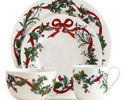 christmas dinnerware beautiful christmas dinnerware sets the new american home