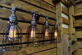 industrial bathroom light fixtures exciting industrial bathroom lighting vintage fixtures vanity lights