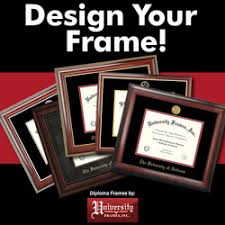 of alabama diploma frame of alabama custom diploma frame roll tide district