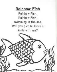 rainbow fish room on pinterest clip art library