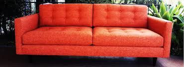 Custom Sofas Orange County Mid Century Custom Sofas