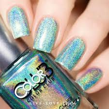 color club angel kiss nail polish halo hues collection u2013 live