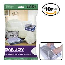 Amazon Travel Items Amazon Com 8 Travel Storage Bags For Clothes No Vacuum Or Pump