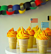 Olympic Themed Decorations Olympic Party Ideas To Make The Games Even More Fun Olympics