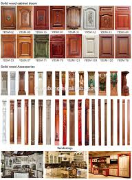 italian kitchen cabinet of wholesale solid wood kitchen cabinet