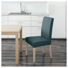 henriksdal chair linneryd natural ikea