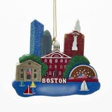 17 best boston ornaments images on dining sets