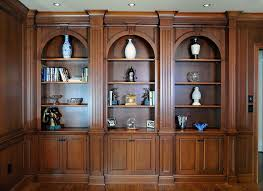 Cherry Wood Bookcase With Doors Bookcase With Fluted Columns Google Search Back Entrance