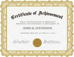 attendance certificates free templates mughals