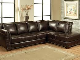Colored Sectional Sofas by Furniture 4 Charming Italian Brown Sectional Sleeper Sofa In