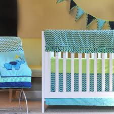 Mix And Match Crib Bedding Zig Zag Elephant Mix Match 10 Crib Bedding
