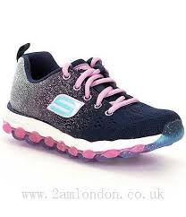 kids shoes synthetic upper skechers girls skech air ultra