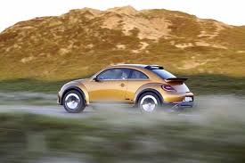 volkswagen buggy 2017 vw beetle dune concept takes to beach to show its production