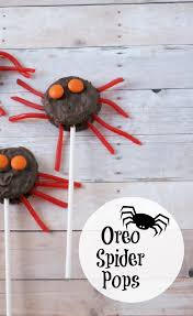 halloween oreo spider pops clever pink pirate