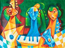 jose salazar vazquez 10f acrylic cuban painting