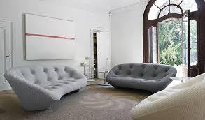 canapé ligne roset togo bouroullec fauteuil ploum ligne roset culture visuelle 2