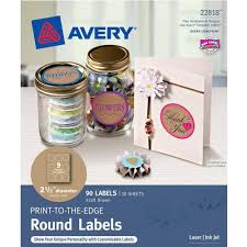 avery white shipping labels with trueblock technology 18163 2