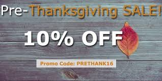 pre thanksgiving sale natec international osha