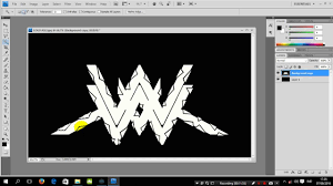 tutorial membuat logo di photoshop cs4 tutorial membuat logo keren dan simpel via photoshop cs4 youtube