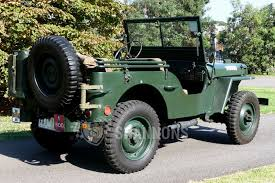 ford military jeep sold ford willys jeep lhd auctions lot 32 shannons