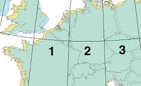 utm zone map universal transverse mercator utm
