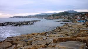beaches sea rocks italy shore embankment stefano breaker santo