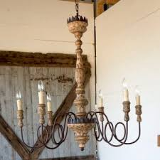 Beaded Chandelier Etsy Fixer Upper Lighting For Your Home The Weathered Fox