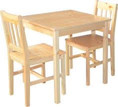 ensemble table et chaise cuisine pas cher ensemble table 2 chaises en pin naturel palazzo coin repas