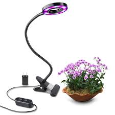amazon com growstar led grow light 10w plant light desk grow