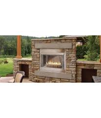 Modern Outdoor Gas Fireplace by Outdoor Fireplaces Patio Fireplaces Fastfireplaces Com