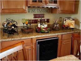 wine kitchen canisters wine decor for kitchen decorating your kitchen with a wine