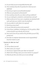 101 toughest interview questions by daniel porot excerpt