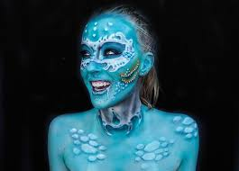 special effects makeup i m a 16 year who turning myself into monsters bored panda