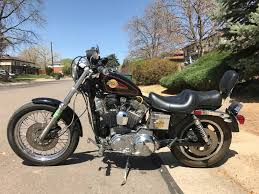 harley davidson sportster 1200 sport in colorado for sale used