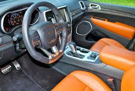 2017 jeep grand cherokee dashboard 16 jeep grand cherokee srt hemi hauler car guy chronicles
