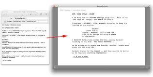 using slugline u2014 slugline simply screenwriting
