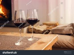 closeup two glasses red wine on stock photo 569474293 shutterstock