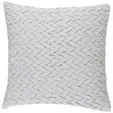 white throw pillows zinc door